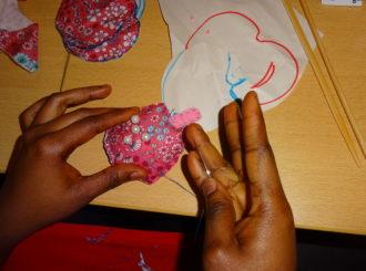 Atelier couture - Aux Captifs La Libération