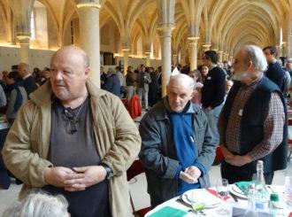 Déjeuner aux Bernardins - Le Figuier