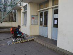 Faciliter l'accès aux handicapés