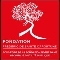 Logo Fondation Frédéric de Sainte Opportune