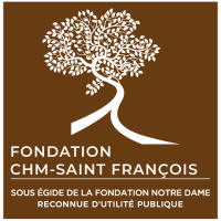 Logo Fondation CHM-Saint François