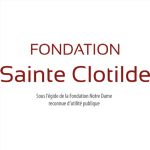 Logo Fondation Sainte Clotilde