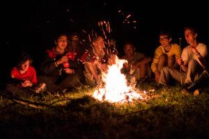 Camp d'été