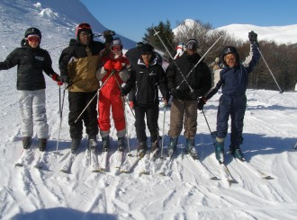 Camp d'hiver