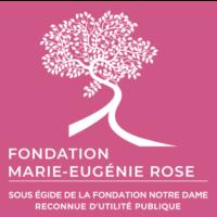 Logo Fondation Marie-Eugénie Rose
