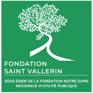 Logo Fondation Saint Vallerin