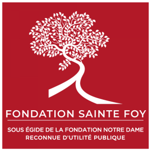 Logo Fondation Sainte Foy