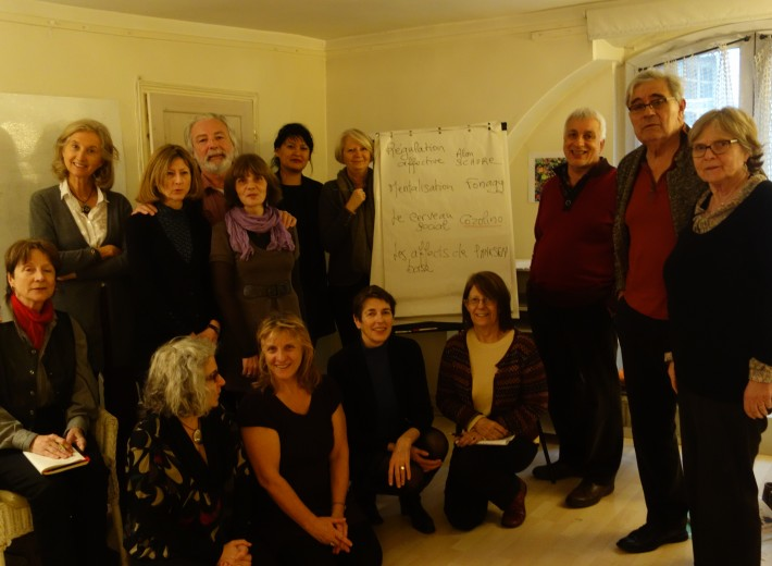 Formation des bénévoles thérapeutes