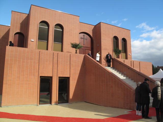 Centre socio-culture chaldéen