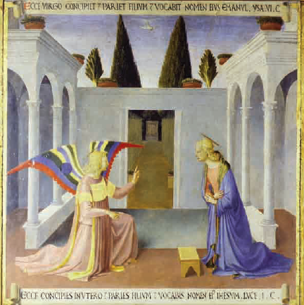 Exposition Fra Angelico 2016