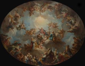 Exposition Le Baroque des Lumières