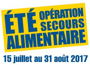 Logo Opération Été Secours Alimentaire