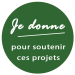 Bouton don projets aide alimentaire