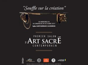 Premier salon d'art sacré contemporain