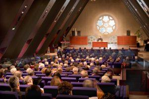 Grand auditorium du Collège des Bernardins