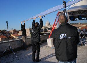 Bureau de KTO à Rome