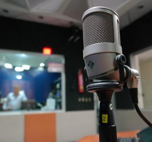 Renouvellement de matériel à Radio Notre Dame
