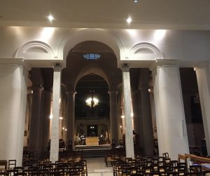 Saint-Pierre du Gros Caillou après rénovation