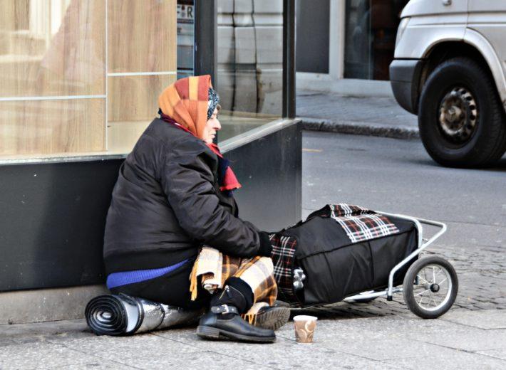 Personne sans-abri