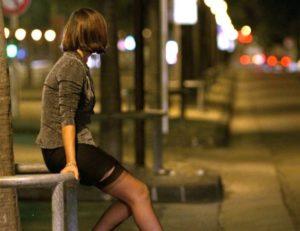 Personne en situation de prostitution