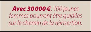 Avec 30 000 euros