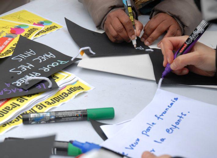 Stages linguistiques Jeunes vers l'emploi