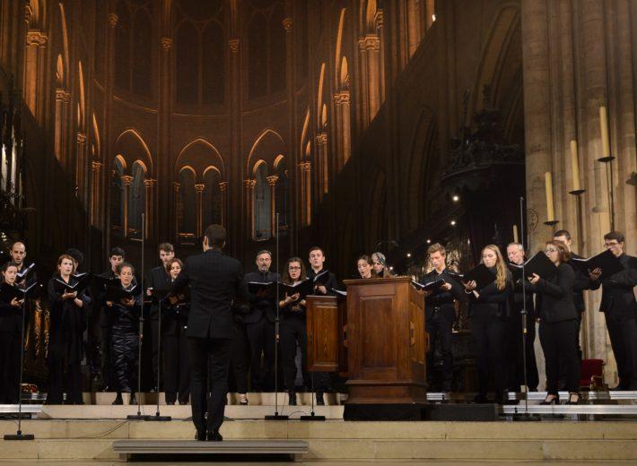 Musique sacrée à Notre Dame de Paris