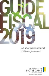 Couverture Guide fiscal 2019