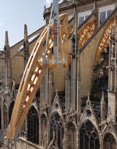 Cintre de Notre-Dame