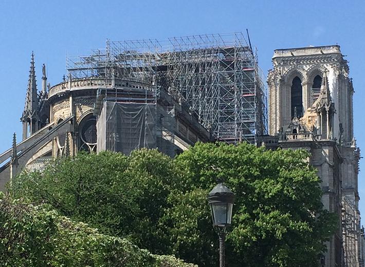 Restauration de Notre-Dame