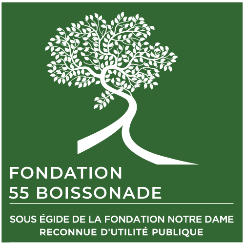Logo Fondation 55 Boissonade