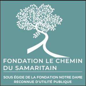 Logo Fondation Le chemin du samaritain
