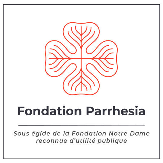 Logo Fondation Parreshia