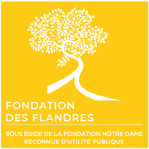 Logo Fondation des Flandres