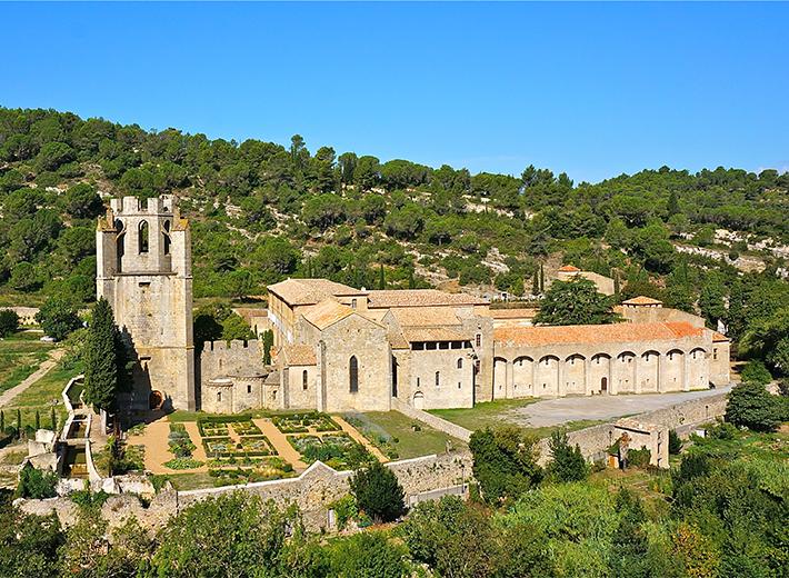 Abbaye de Lagrasse