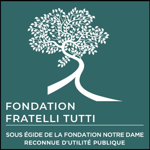 Logo Fondation Fratelli Tutti